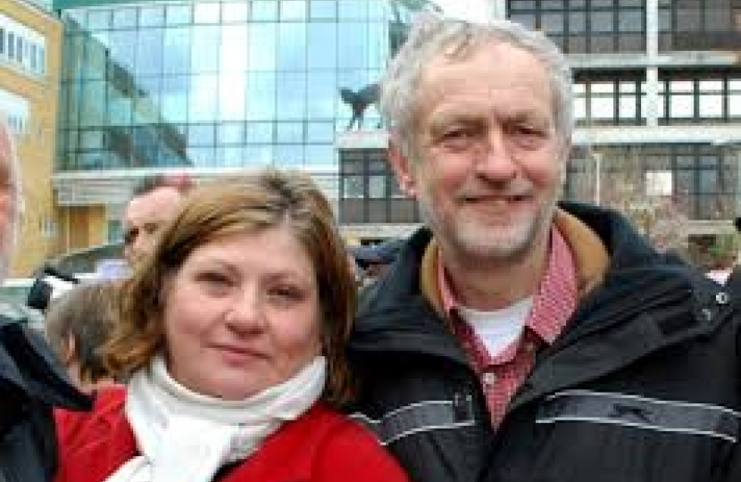 Thornberry and Corbyn