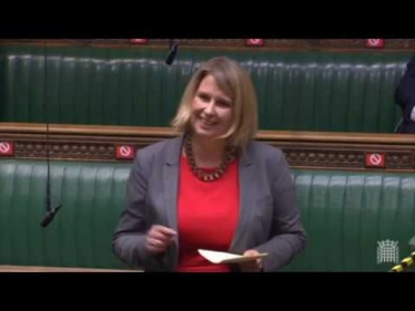 Embedded thumbnail for Katherine's maiden speech